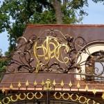 Кованые ворота 05
