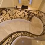 Кованая лестница 27