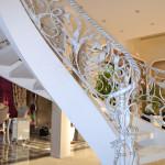 Кованые лестницы 18а