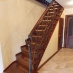 Кованые лестницы 34