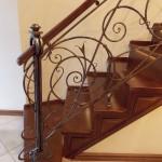 Кованые лестницы 35