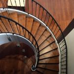 Кованые лестницы 51