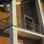 Кованый балкон 02