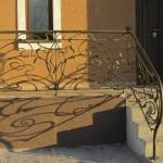 Кованый балкон 05