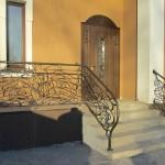 Кованый балкон 07