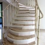 Кованые лестницы 42
