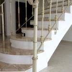 Кованые лестницы 40
