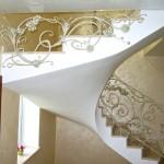 Кованые лестницы 46