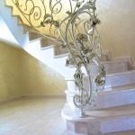 Кованые лестницы 47