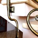 Кованая лестница 10