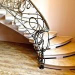 Кованая лестница 13