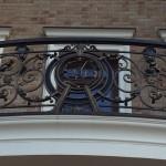 Кованый балкон 22