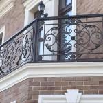Кованый балкон 20