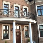Кованый балкон 24