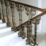 Кованые лестницы 15
