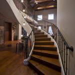 Кованые лестницы 53