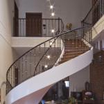 Кованые лестницы 49