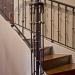 Кованые лестницы 52