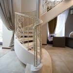 Кованые лестницы 57
