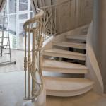 Кованые лестницы 56